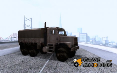 MK23 MTVR for GTA San Andreas