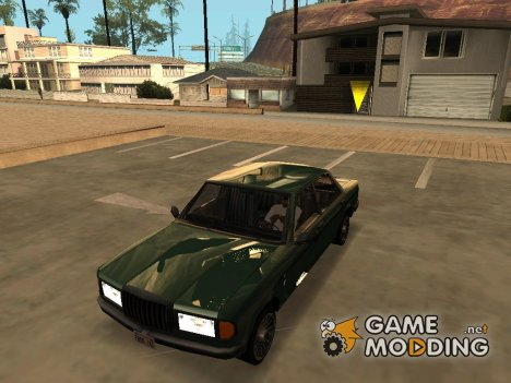 Low End ENB for Very Low PC для GTA San Andreas