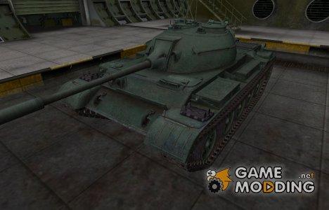 Шкурка для китайского танка WZ-131 для World of Tanks