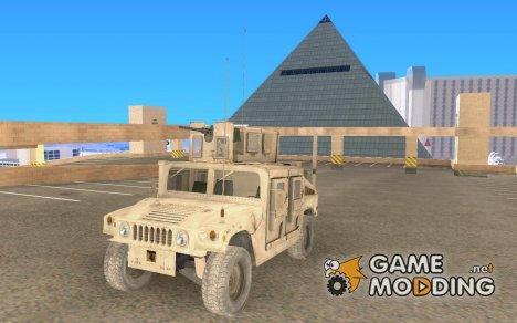 Hummer H1 Military HumVee для GTA San Andreas