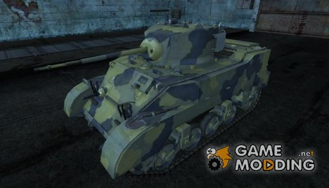 M5 Stuart SR71 2 для World of Tanks