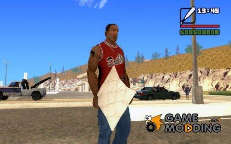 Подушка для GTA San Andreas