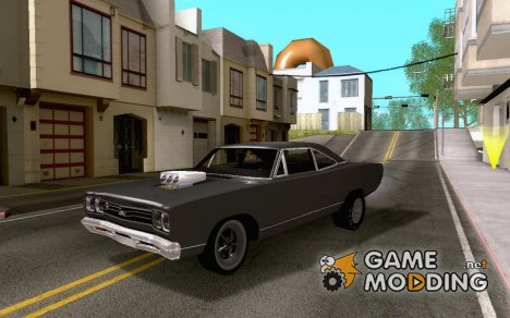 Plymouth GTX for GTA San Andreas