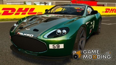 Aston Martin V12 Zagato 2012 for GTA 4