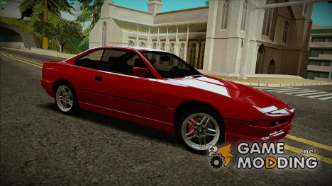 BMW E31 850CSi 1996 for GTA San Andreas