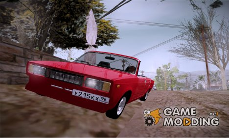 ВАЗ 2105 кабриолет for GTA San Andreas