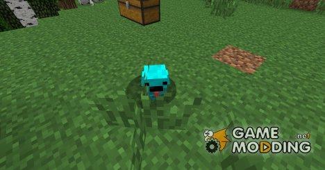 Милые щенки для Minecraft