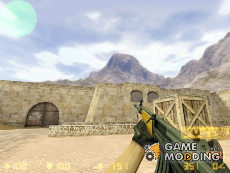Ultimate HD GALIL для Counter-Strike 1.6