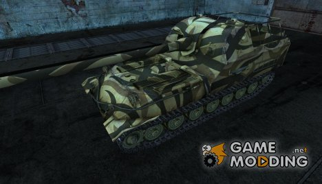 Объект 261 21 для World of Tanks
