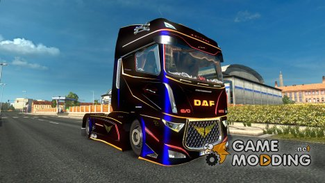 DAF EVO WING for Euro Truck Simulator 2
