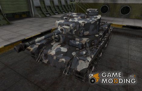Немецкий танк VK 30.01 (P) для World of Tanks