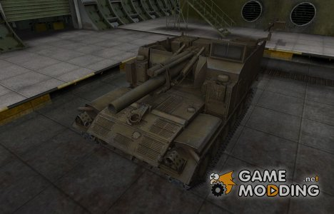 Шкурка для американского танка T20 for World of Tanks