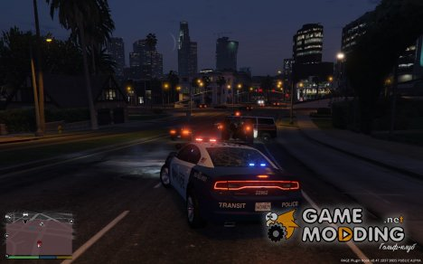 LSPD:FR 0.3.1. for GTA 5