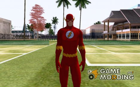 The flash for GTA San Andreas