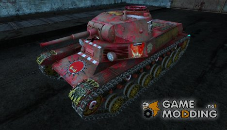Шкурка для Т-50-2 (Вархаммер) для World of Tanks