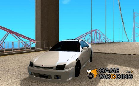 Honda Prelude Tune for GTA San Andreas