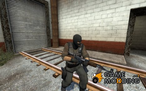 Industrial Terrorist для Counter-Strike Source