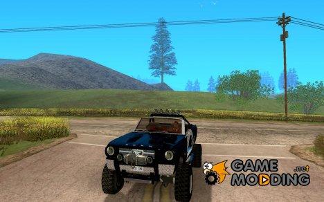 Monster для GTA San Andreas