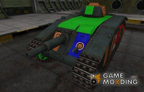 Качественный скин для ARL V39 for World of Tanks
