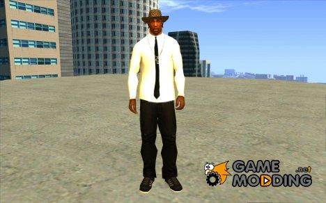 Рубашка с Галстуком for GTA San Andreas