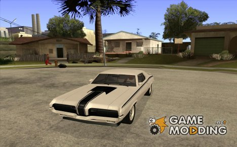 Mercury Cougar Eliminator 1970 для GTA San Andreas