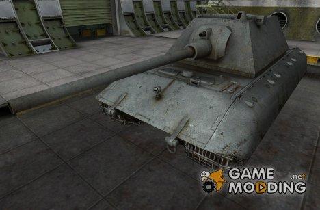 Ремоделинг для Е-100 for World of Tanks