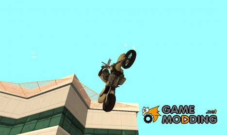 Car Air Reaction для GTA San Andreas