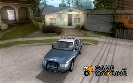 2003 Ford Crown Victoria Gotham City Police Unit для GTA San Andreas