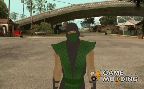 Retro Reptile mk for GTA San Andreas
