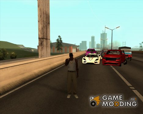Facepalm Mod for GTA San Andreas