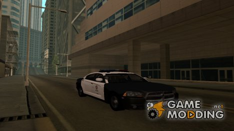 Dodge Charger Police Interceptor для GTA San Andreas