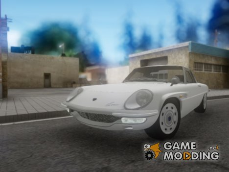 1972 Mazda Cosmo Sport for GTA San Andreas