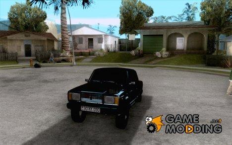 ВАЗ 2107 Baku for GTA San Andreas