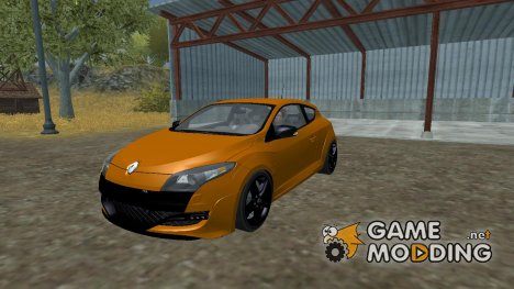 Renault Megane RS for Farming Simulator 2013