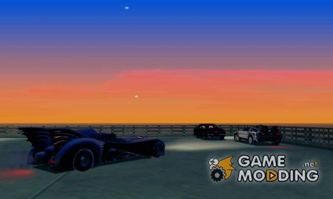 Cars from Tv and Movies для GTA San Andreas