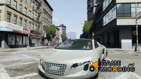Audi RSQ Concept for GTA 4