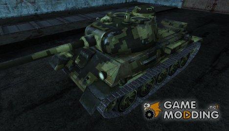 Шкурка для Т-43 for World of Tanks