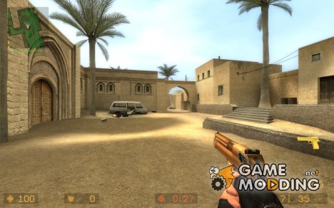 Fort Knox Deagle for Counter-Strike Source
