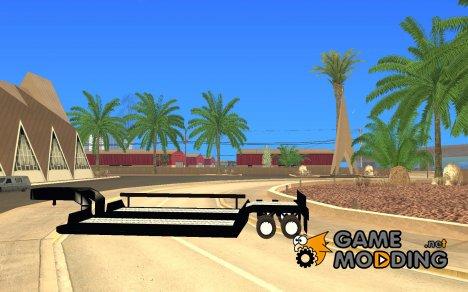 Транспортировать машины на прицепе BETA 2 for GTA San Andreas