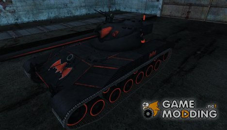 Шкурка для Bat Chatillon 25t for World of Tanks