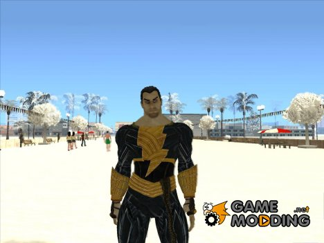 Black Adam for GTA San Andreas