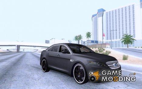 Ford Taurus SHO 2011 для GTA San Andreas