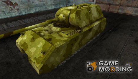 шкурка для Maus №68 for World of Tanks