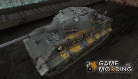 Шкурка для E-75 Old для World of Tanks