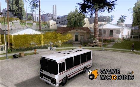 ПАЗ 3205 Dag for GTA San Andreas