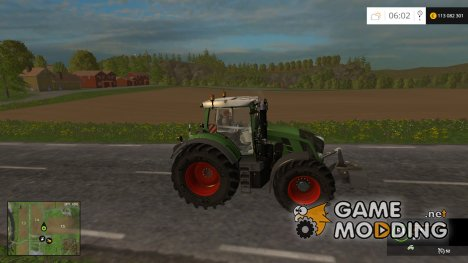 Fendt Vario 828 v4.2 for Farming Simulator 2015