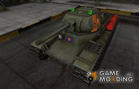 Качественный скин для КВ-13 для World of Tanks