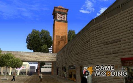 Новые текстуры торгового центра for GTA San Andreas