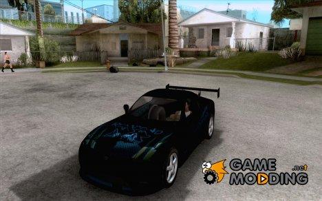 Mazda RX7 Tuned for GTA San Andreas