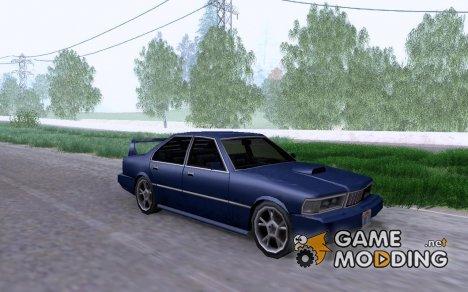 Sentrel Mini Tuning for GTA San Andreas